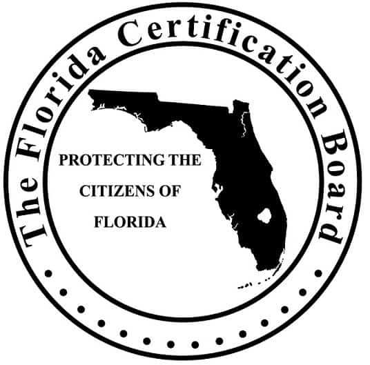 The Florida Certification Board Logo