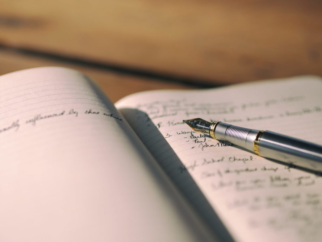 How Journaling Can Help in Recovery Image