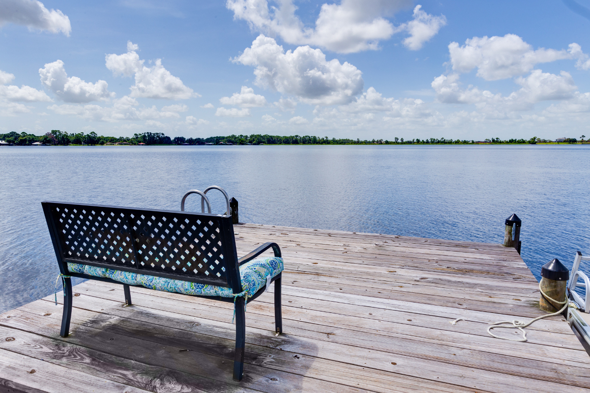Image of Tikvah Lake Recovery lake view