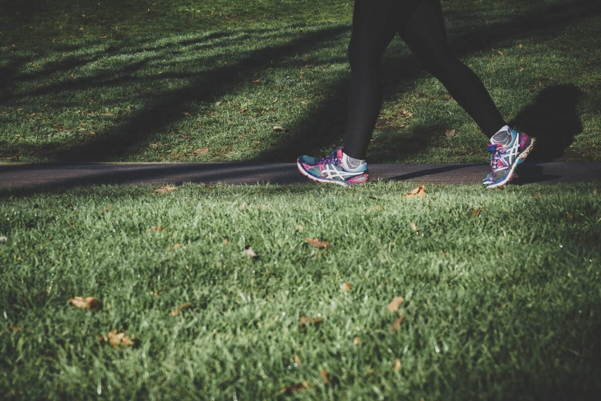 Running exercises can benefit mental health