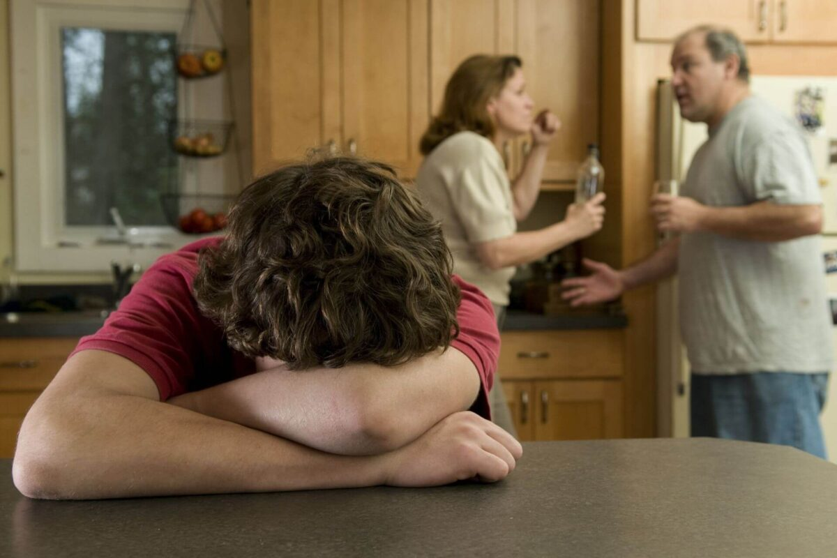 Features of dysfunctional families