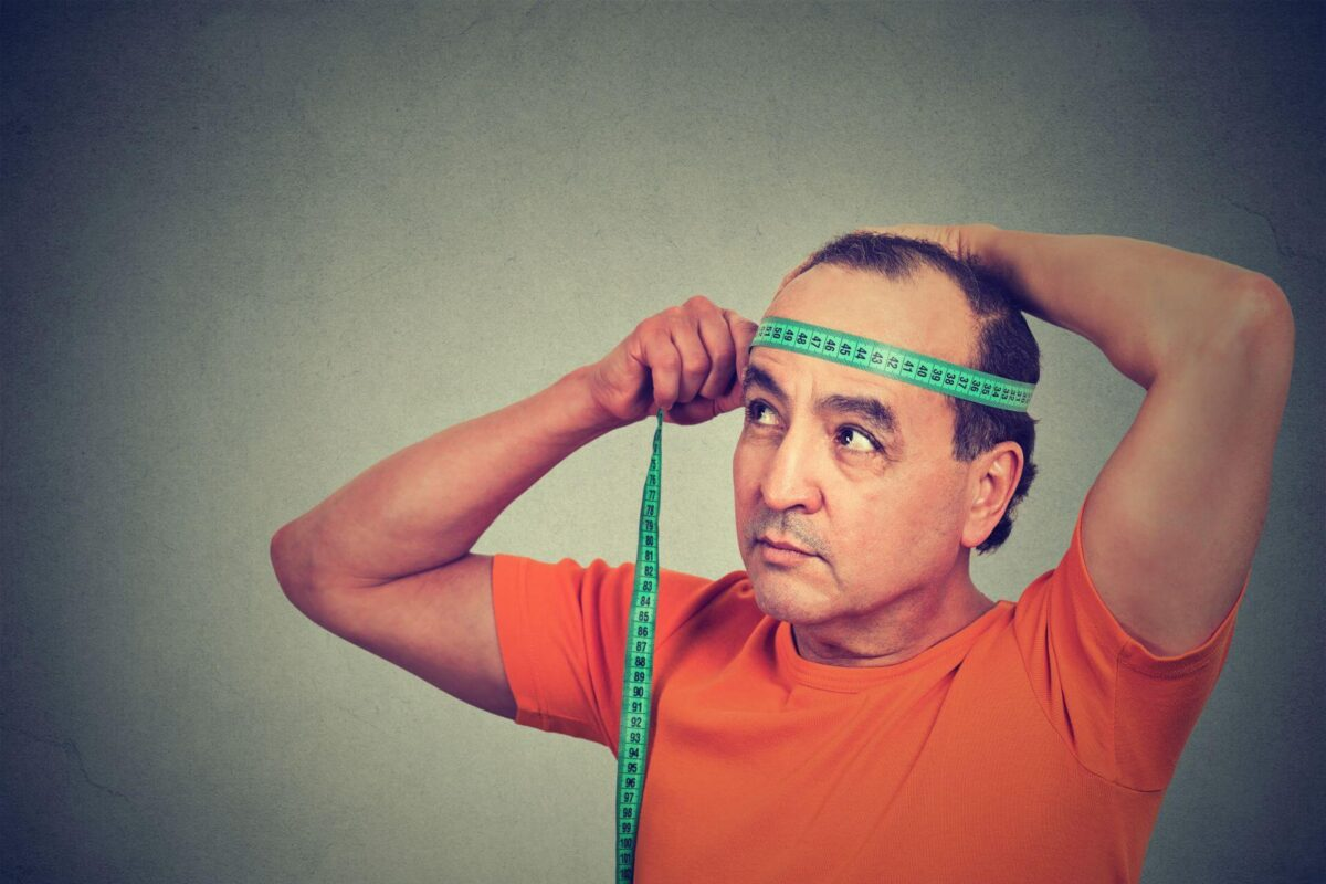 High levels of cortisol can cause our brain to shrink in size