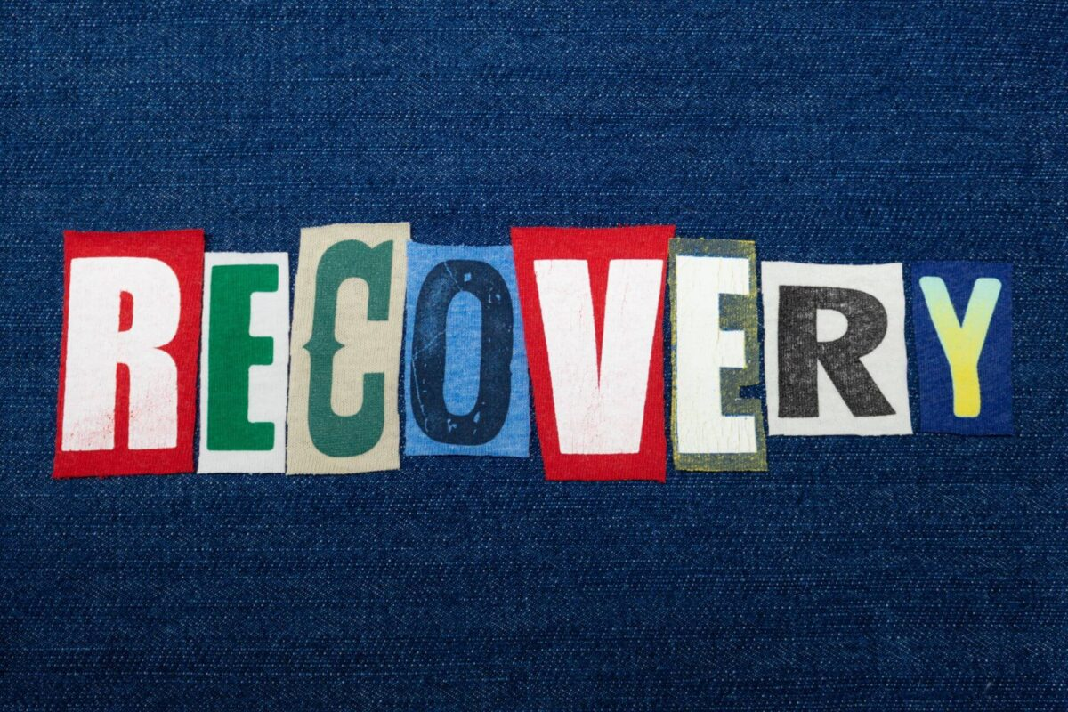 Recovery from toxic shame