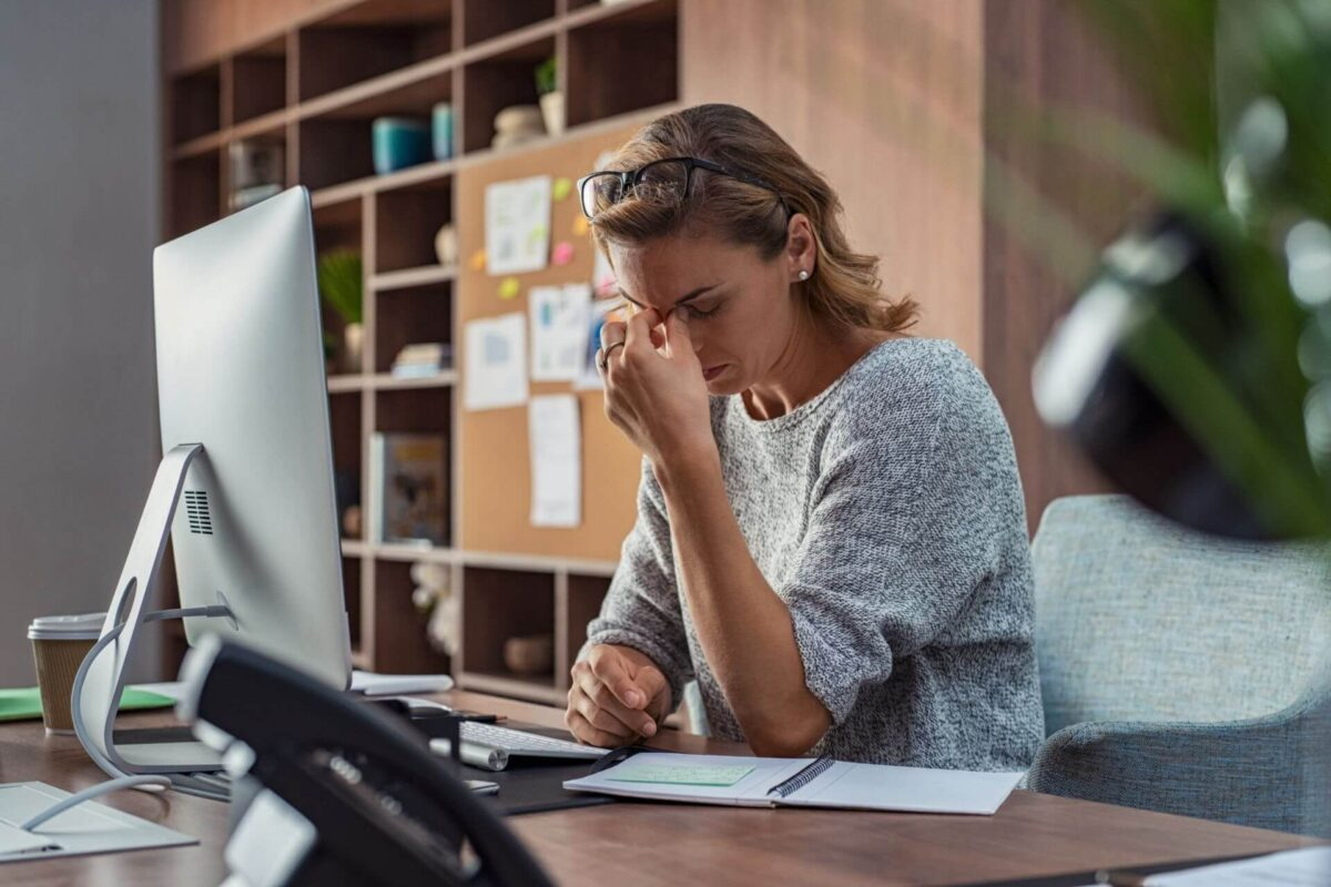 Ways to deal with stress at work