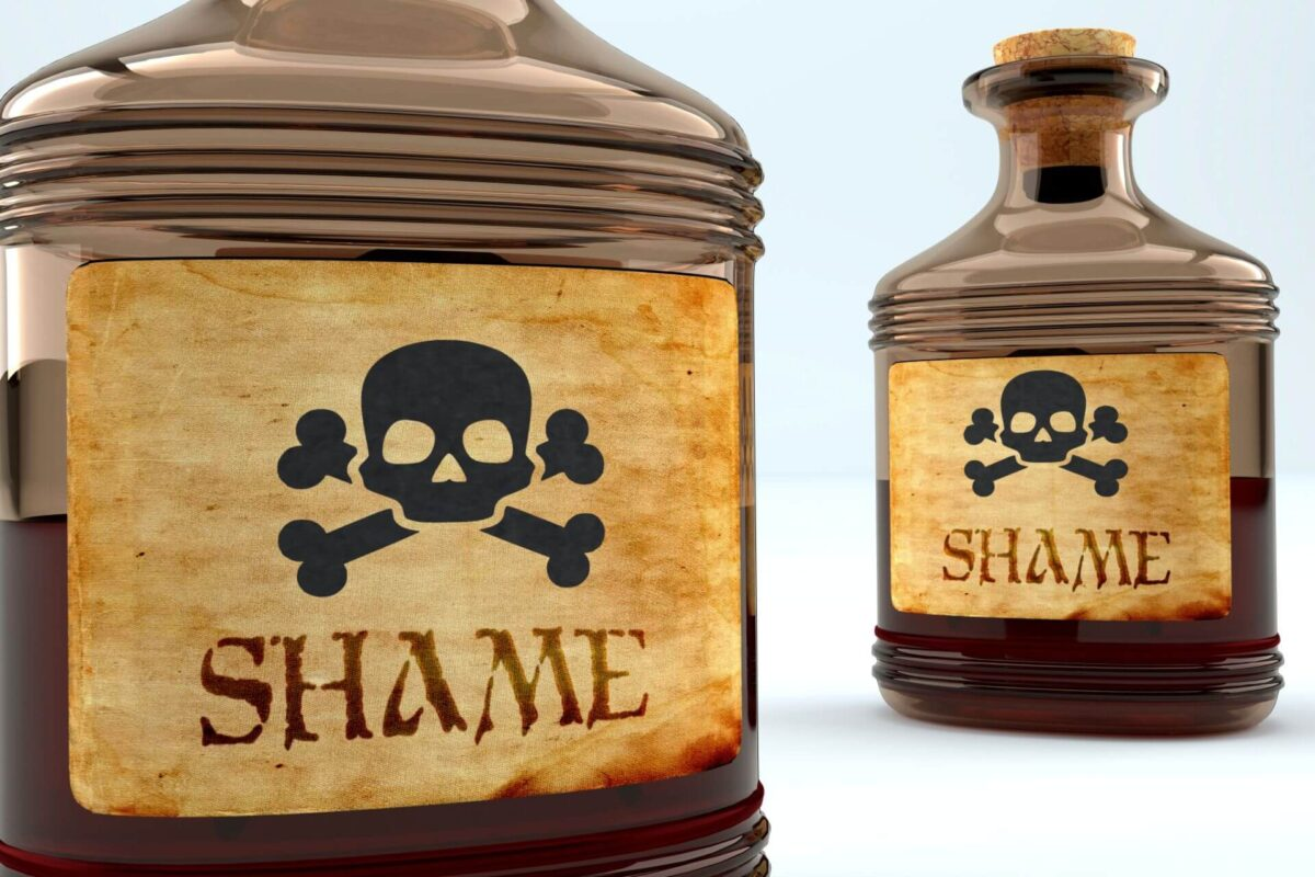 What is toxic shame