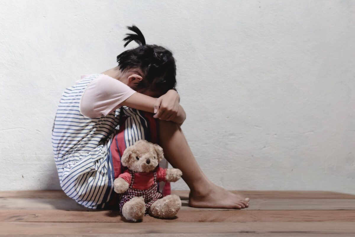 Why childhood traumas can affect us for the rest of our lives