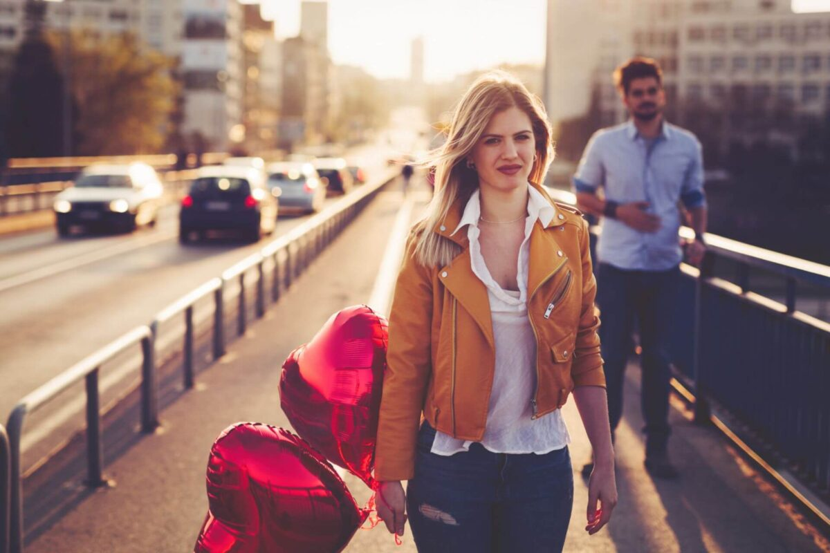 Don't forget to love yourself after a breakup