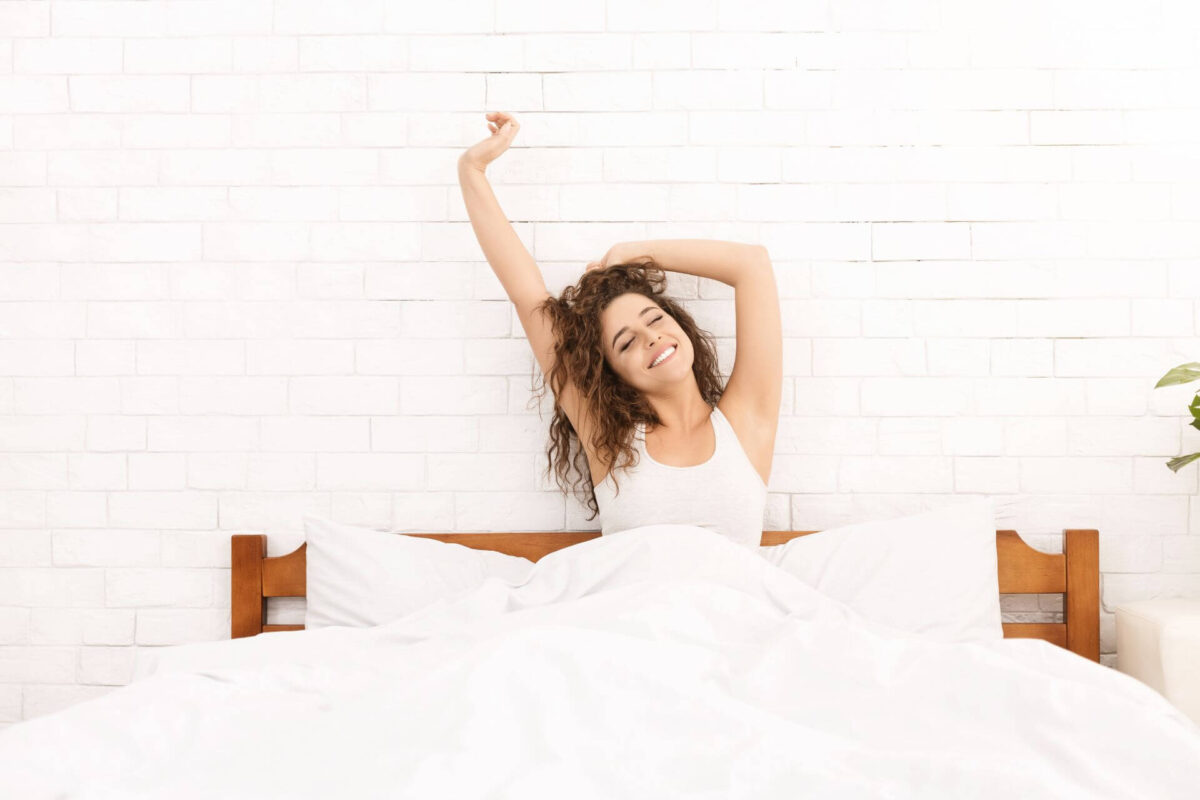 Sleeping well contributes to a healthy mental health