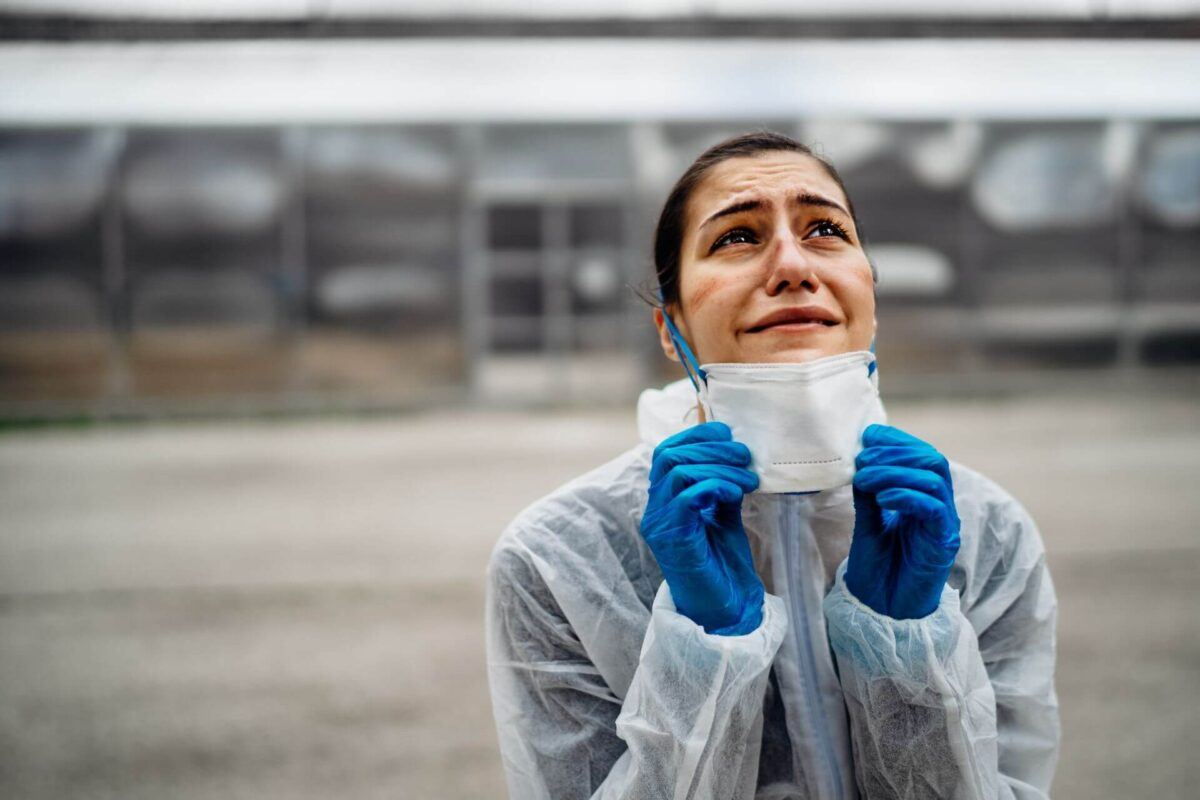 What to do if you have pandemic burnout